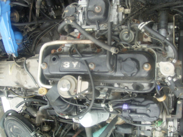 Toyrolla Spares Toyota 3y Engines Quality Used