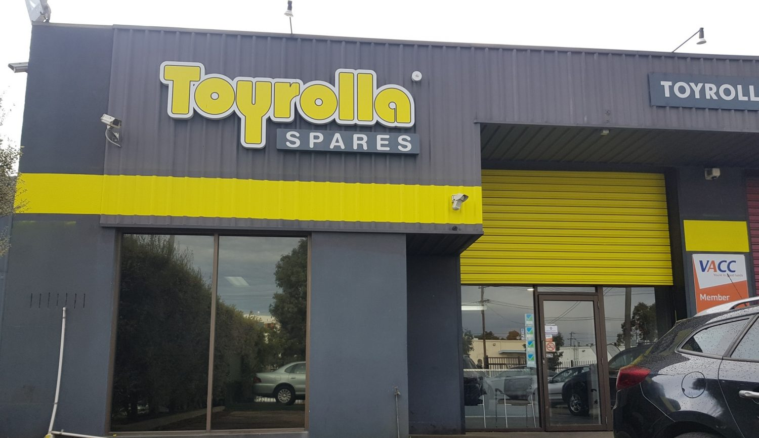 Used Spare Parts & Wreckers of Toyotas - Toyrolla Spares